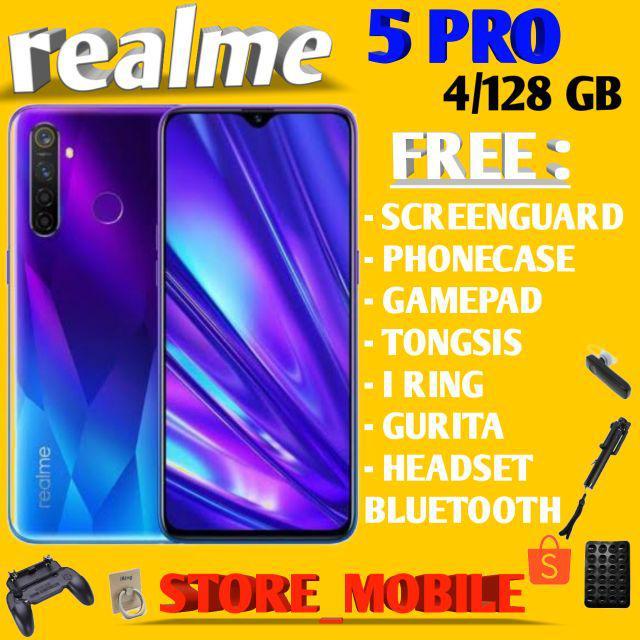 Realme 5 Pro Ram 8gb 128gb Snap 712 Garansi Resmi Shopee Indonesia