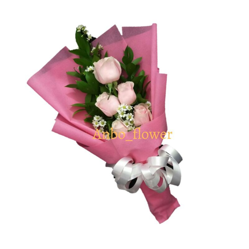 buket bunga/buket wisuda/buket bunga asli/bukwt bunga segar