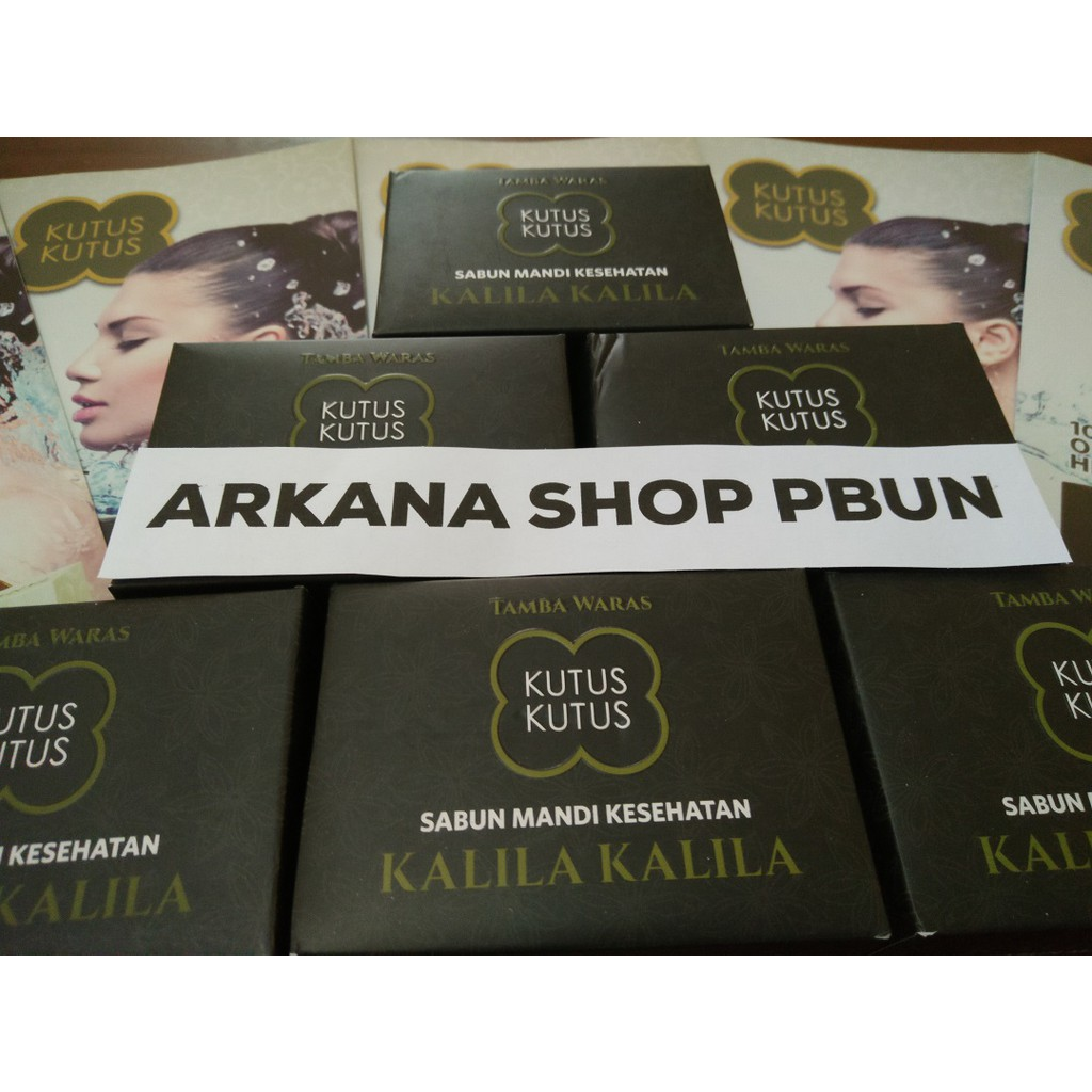 Sabun Kalila Shopee Indonesia Bali Asli
