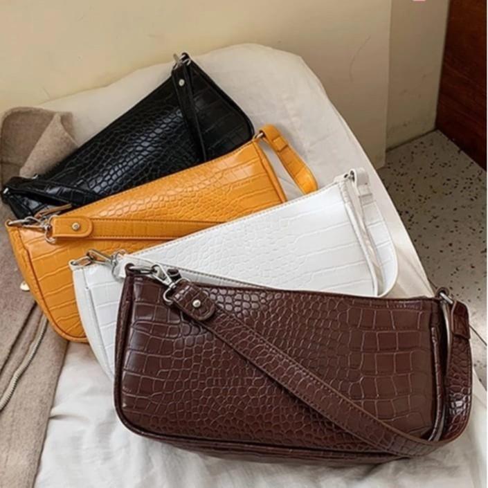WP Croco Bag / Tas Selempang Wanita | Shopee Indonesia