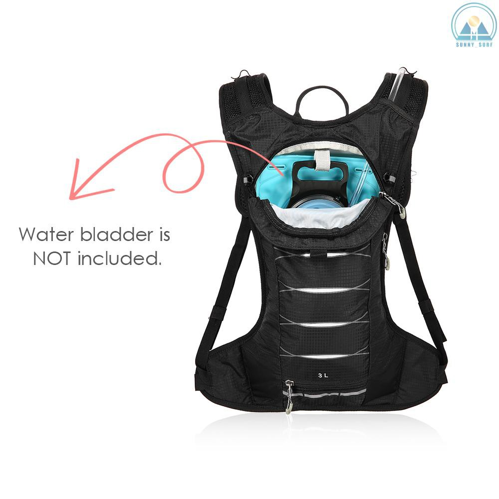 Breathable Ultralight Running Hiking Cycling Camping Marathon Backpack Day Pack
