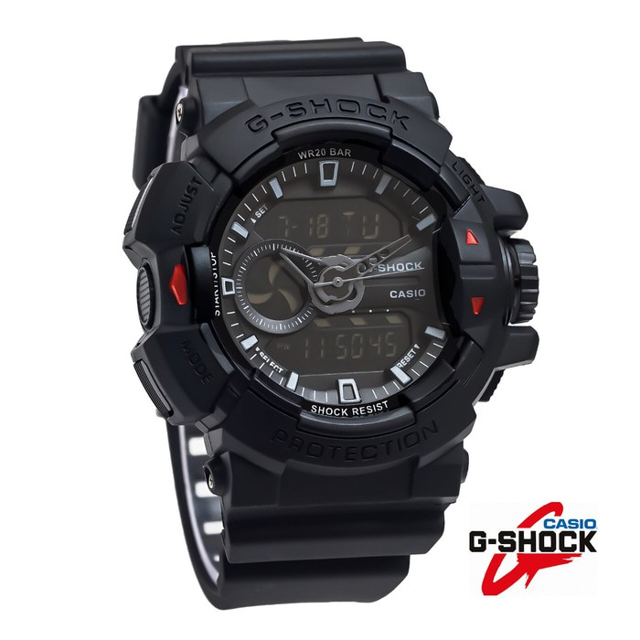 Jam Tangan Casio Gshock GA110 Original BM Warna Baru  547351c706