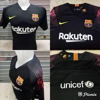 ef7204741 Jersey Bola Barcelona Barca GK Kiper Official 2018-2019 Grade ORI