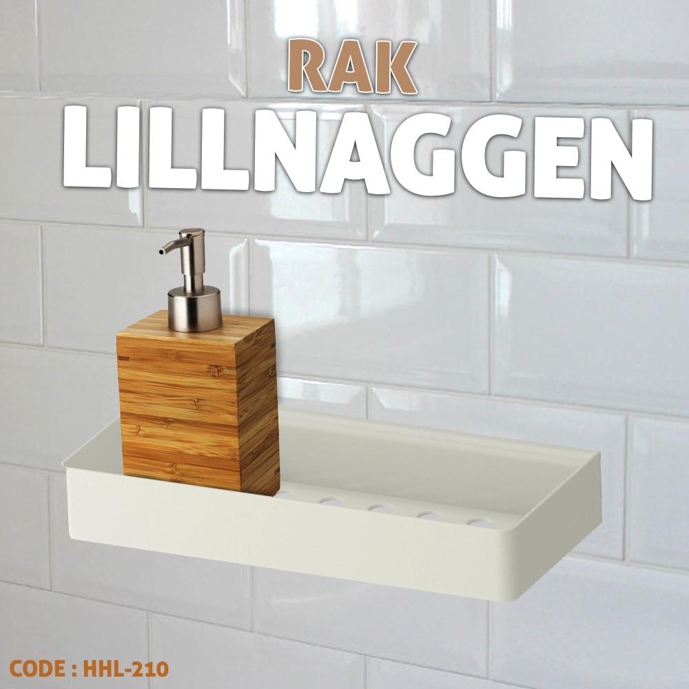New Ikea Lillnaggen Rak Peralatan Mandi 23x10 Cm Daftar Harga Immeln Tempat Sabun Lapis Timah Temukan Dan Penawaran Kamar Online Terbaik Perlengkapan Rumah Agustus 2018