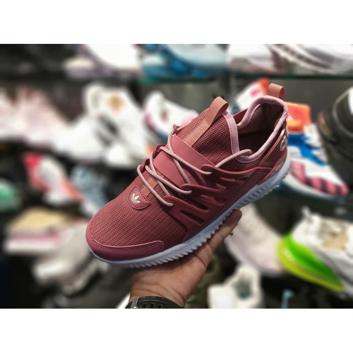 Terbaru Sepatu Adidas Alphabounce Pink Rosy  bf724e9211