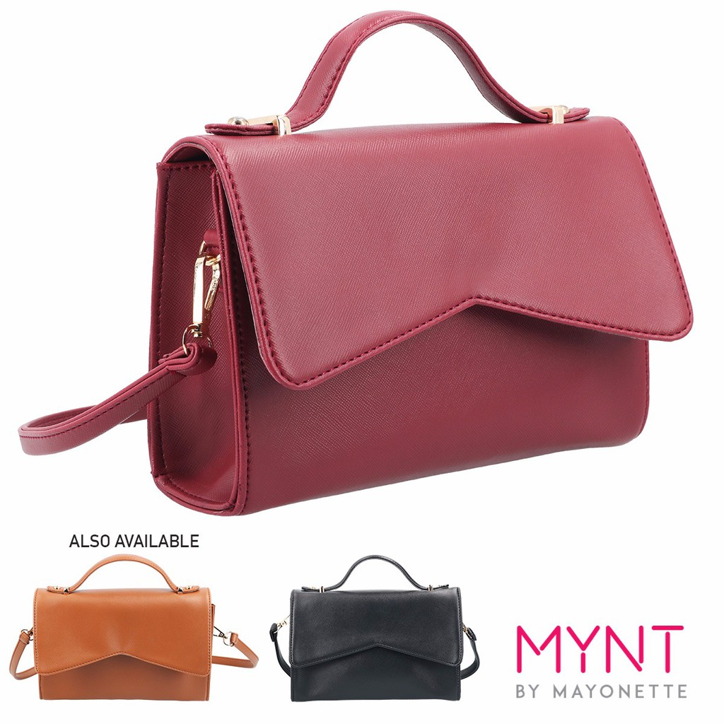 MYNT by Mayonette Tas Slempang Wanita Tas Fashion Branded - Felipa Sling Bag | Shopee Indonesia