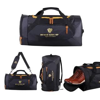 Triple F Duffle Bag Tas Gym Travelbag