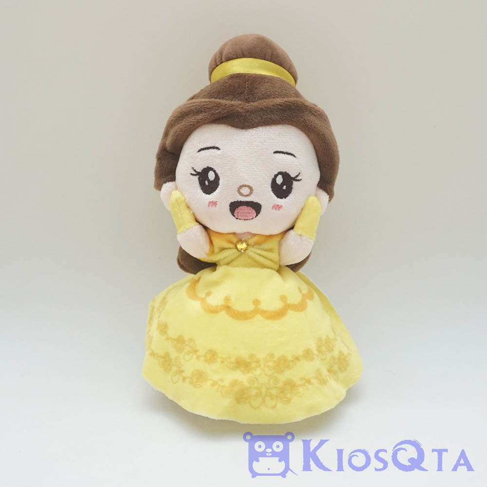 Boneka Princess Belle Beauty And The Beast Chibi Original Disney Jan Shopee Indonesia