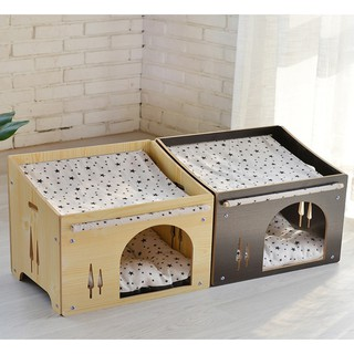 Cat House - Rumah tidur kucing elegant minimalis warna ...