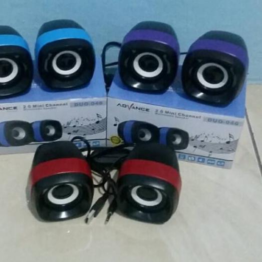 cbg-008 Speaker Advance Duo 040 $