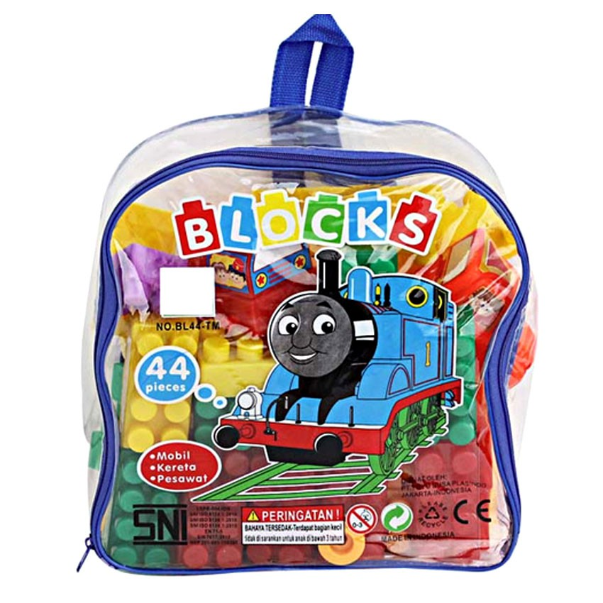 KREATIF BLOCK/BRICK 216 Pcs/LEGO MURAH TAS JINJING/BLOCK PINTAR/HAPPY KIDS | Shopee Indonesia