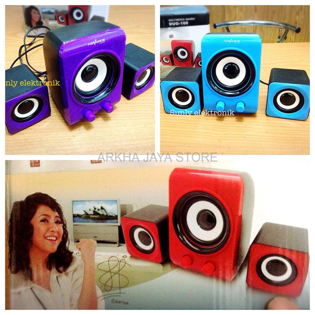 Hot Produk Multimedia Speaker Gmc 888d2 Cocok Untuk Tv Dvd Pc Laptop Aktif Handphone Shopee Indonesia