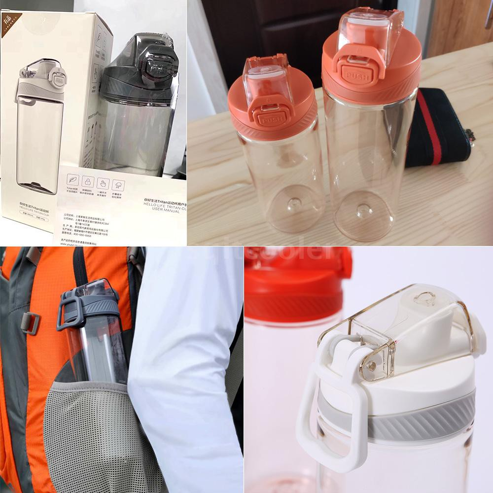 Xiaomi QUANCE Sports Bottle Drinking Cup Non-toxic Leakproof Water Bottle Mug