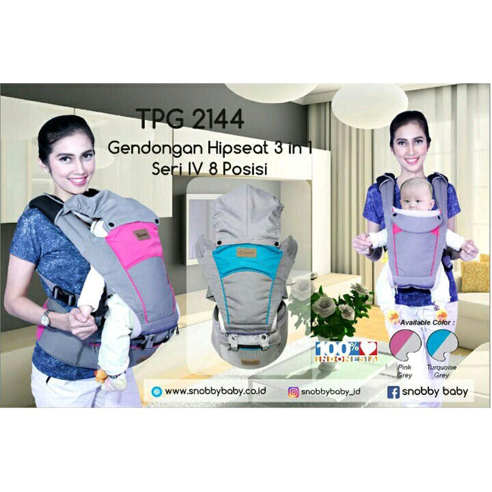 Gendongan Snobby Depan Tpg 1641 Bayi Baby Samping 1542 Carrier Shopee Indonesia