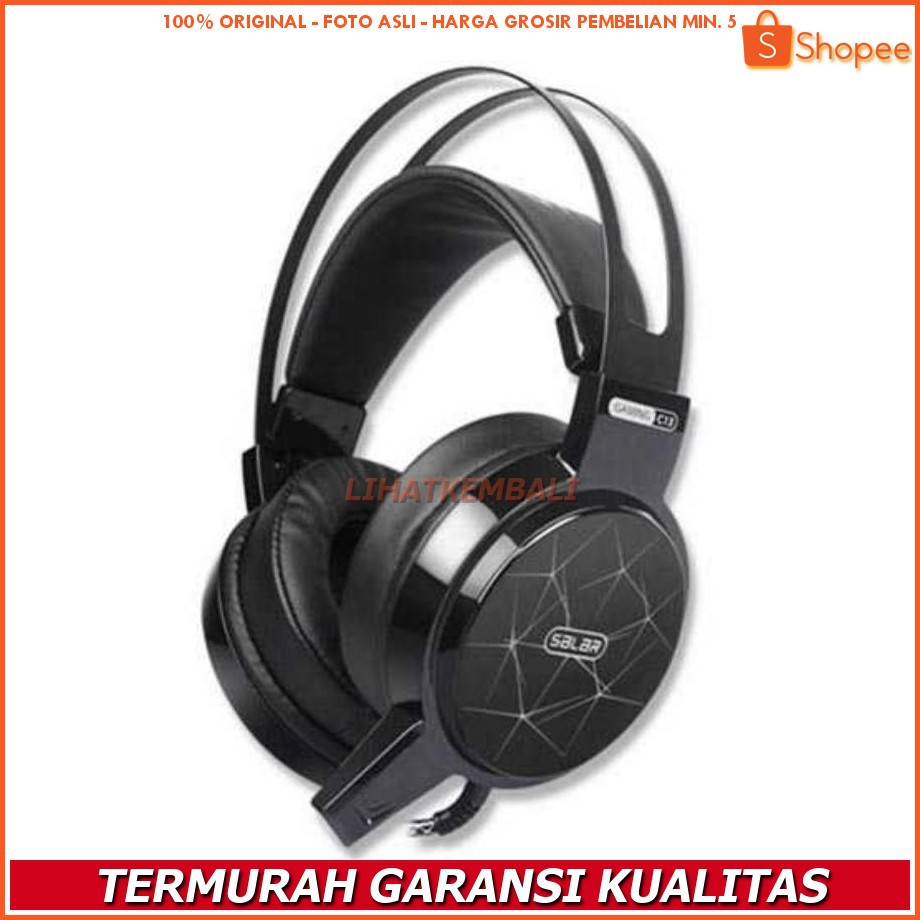Void Pro Rgb Usb Premium Gaming Headset With Dolby Headphone 71 Corsair Surround Hybrid Stereo Hitam Shopee Indonesia