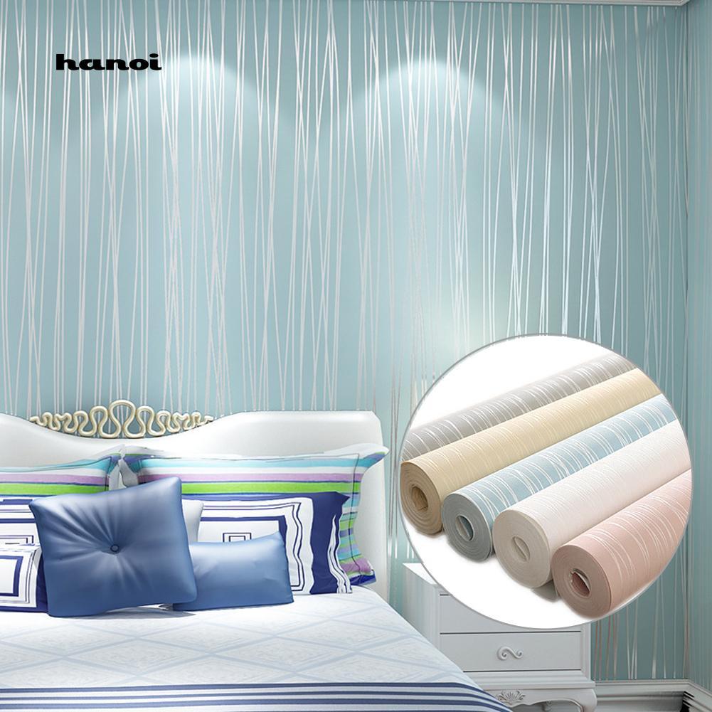 HN❤Wallpaper Dinding 10M Untuk Dekorasi Ruang Tamu Kamar Tidur