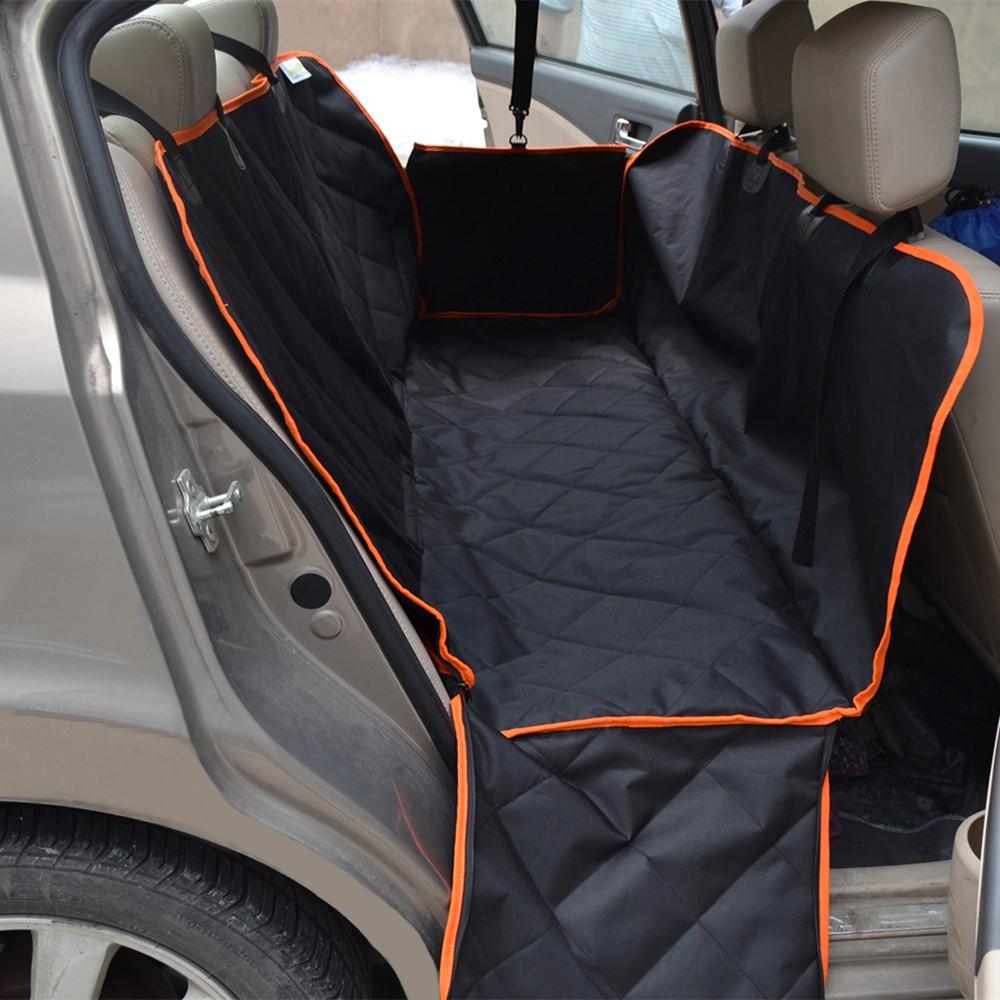 Pet Car Seat Covers >> Anself Hammock Pet Car Seat Cover Waterproof Non Skid Dog Cat Seat Covers