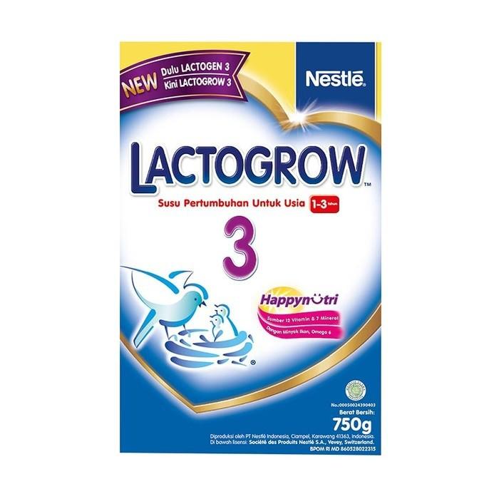 Lactogrow 3 750 gr