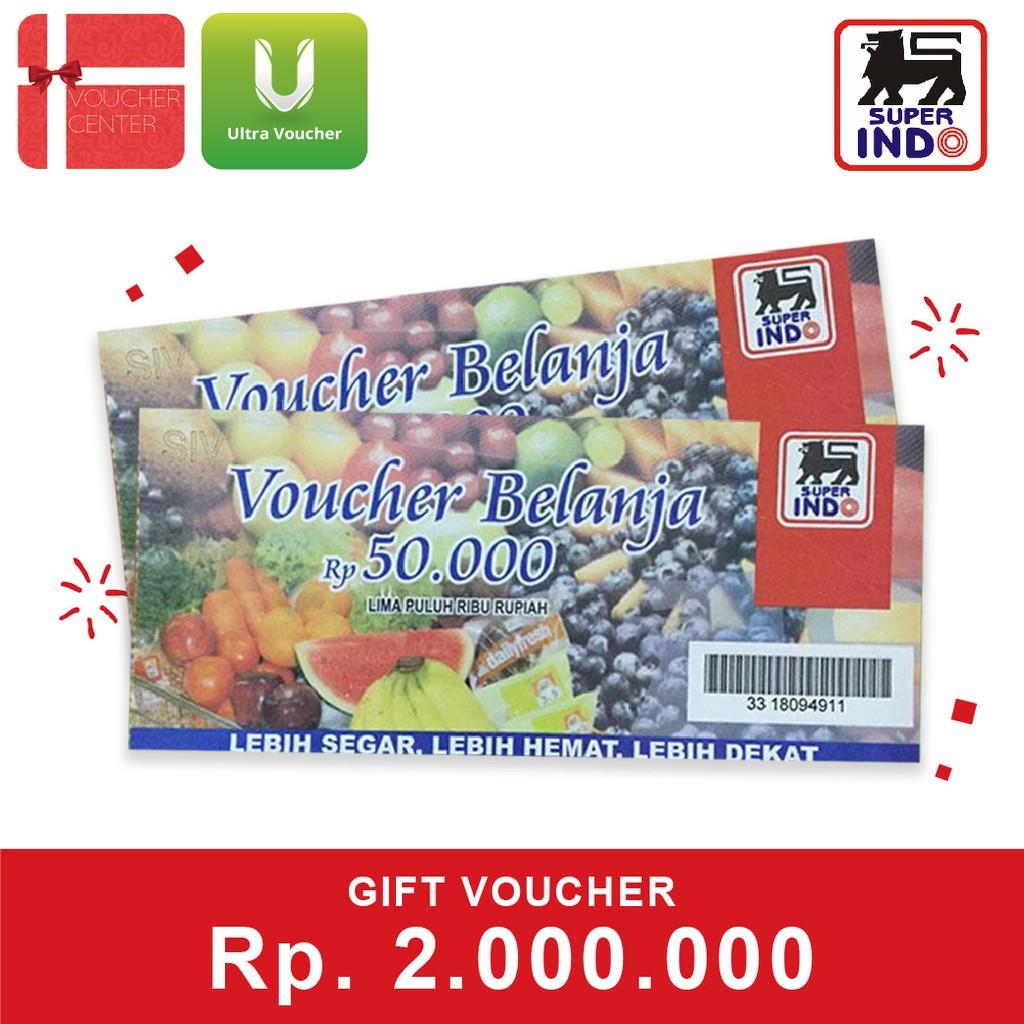 Voucher Alfamart Rp 1500000 Shopee Indonesia 2000000
