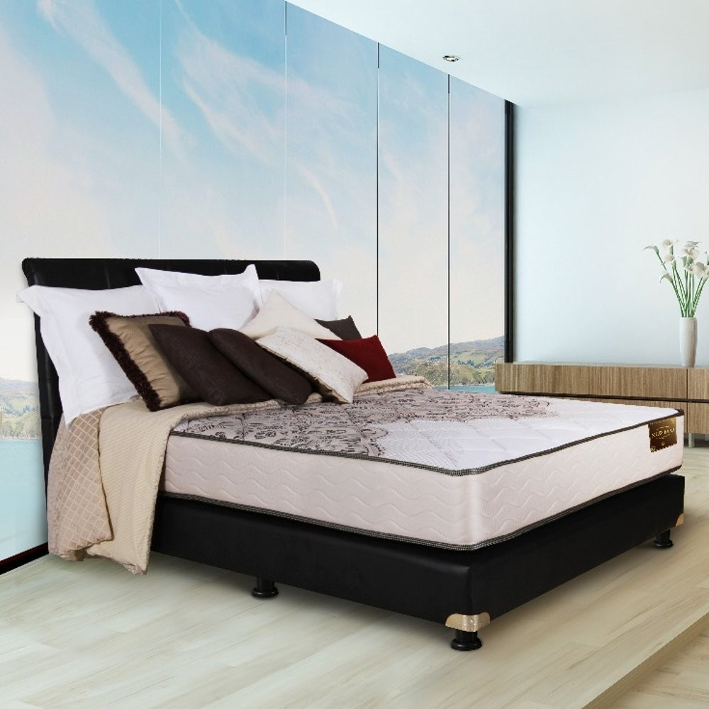 Airland New Eco 180x200 Kasur Tanpa Divan Sandaran Shopee Indonesia Comforta Super Star Uk 90x200 Dan