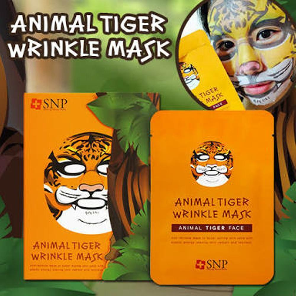 Masker Animal Snp Shopee Indonesia Mask Face