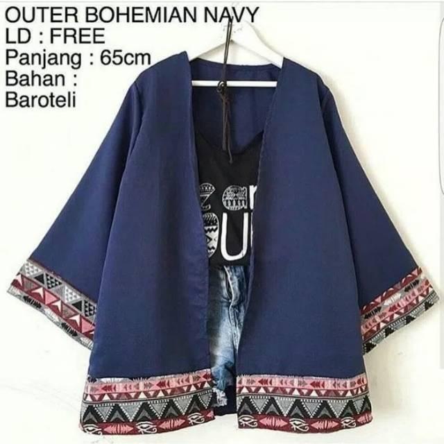 Dapatkan Harga cardigan Blazer Fashion Muslim Diskon  d2acdb08a4