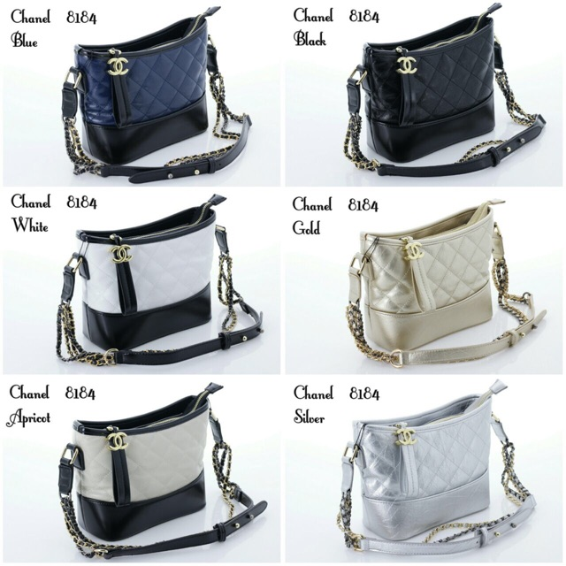 TAS BLUDRU BELUDRU IMPORT CHANEL NEW COLLECTION GOOD QUALITY😍🤩  9b73ced13f