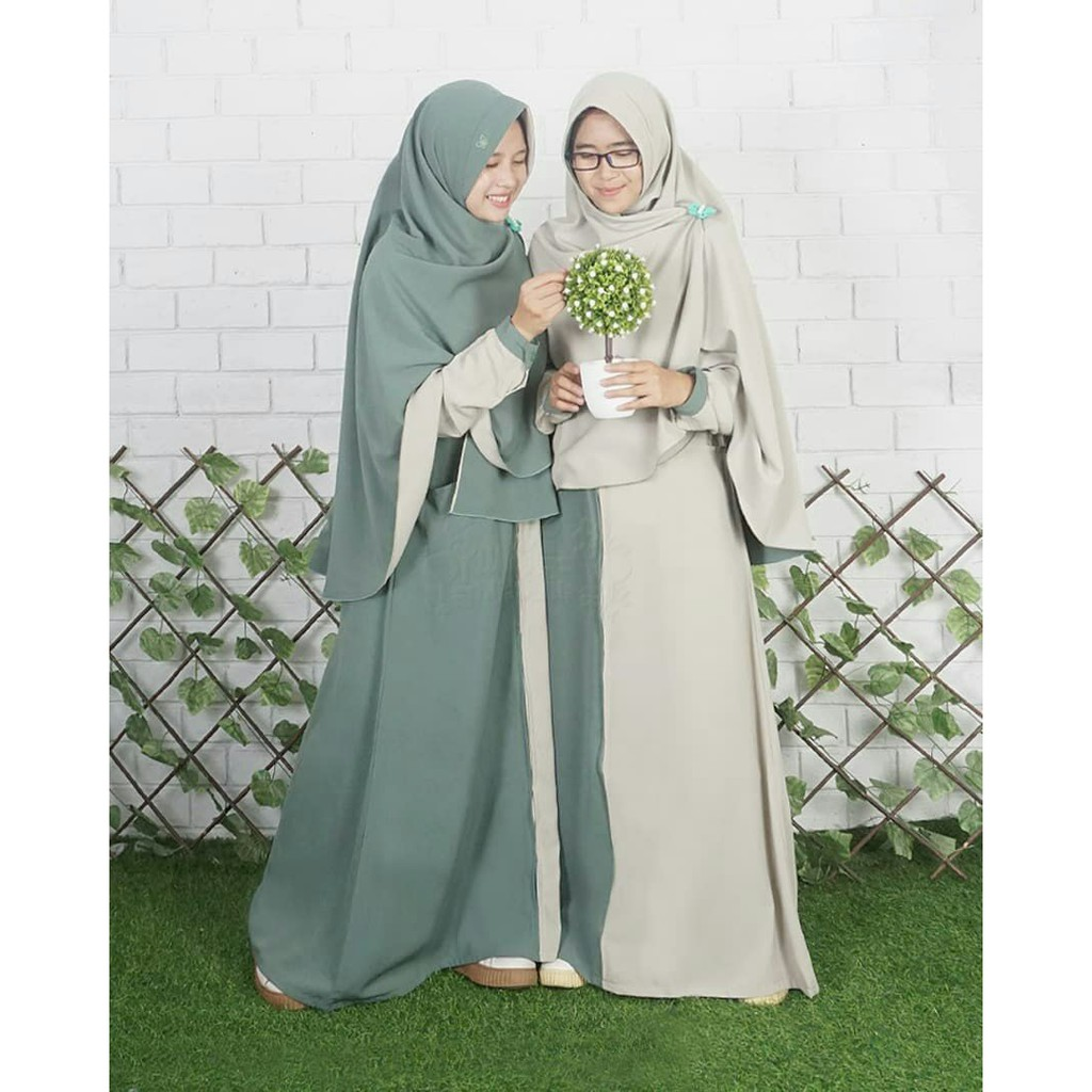 GAMIS NUTTY by Hijab Alila Dress Syar i formal nonformal terbaru terbaik  terlaris  5eaba467c5