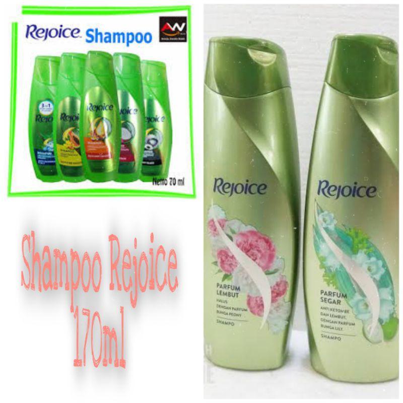 Shampo 160ml...165ml...170ml....200ml...135ml-Rejoice 170ml