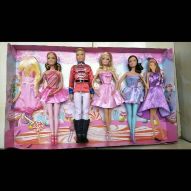 Barbie An Lia Shopee Indonesia