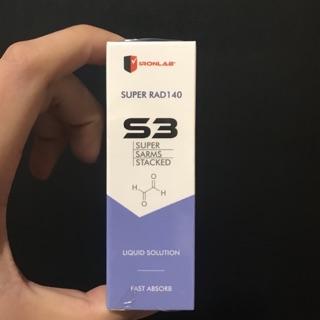 SUPER PRIMO 50 PRIMO50 SARM SARMS LIQUID 30 ML IRONLABS3 COM