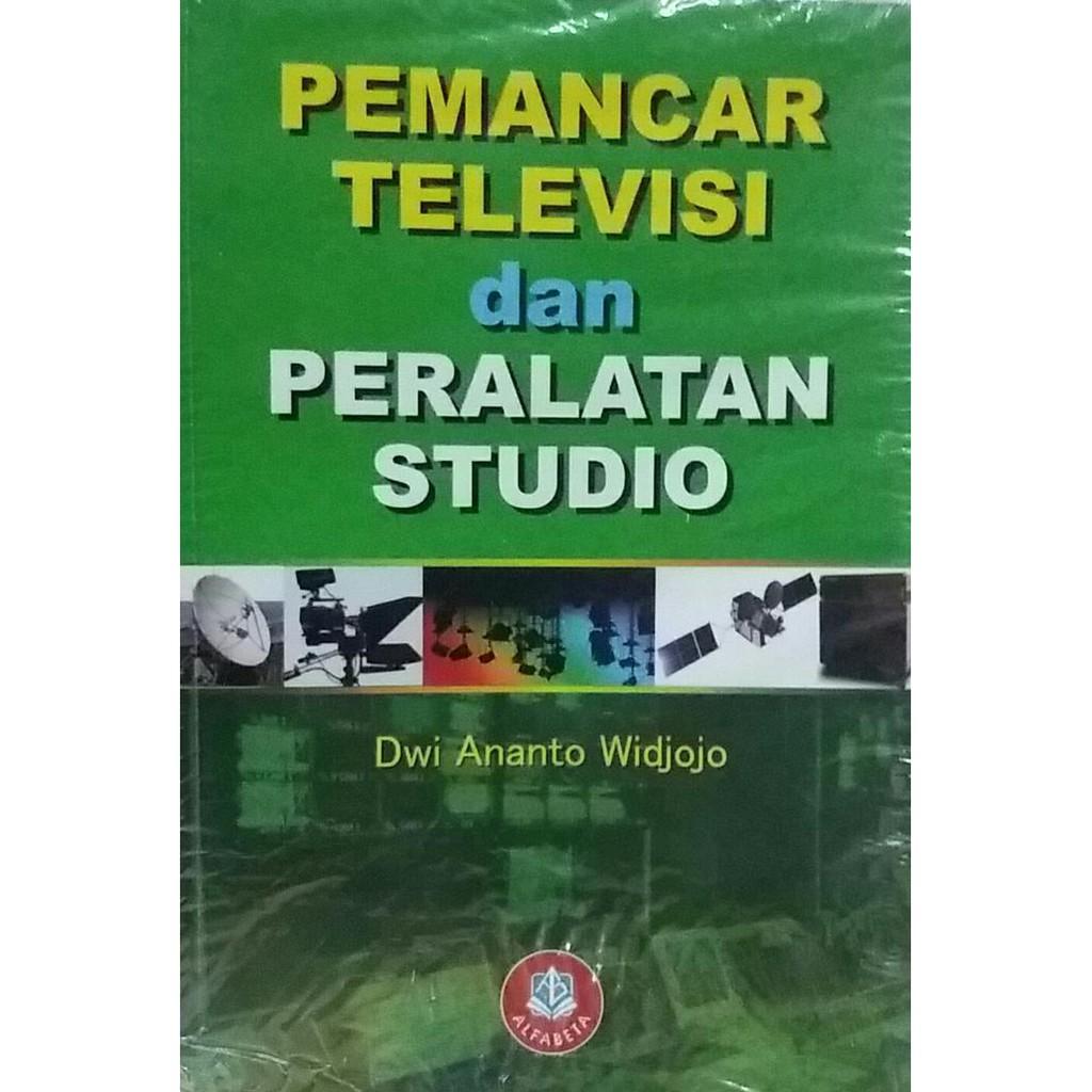 Promo Pemancar Televisi Dan Peralatan Studio