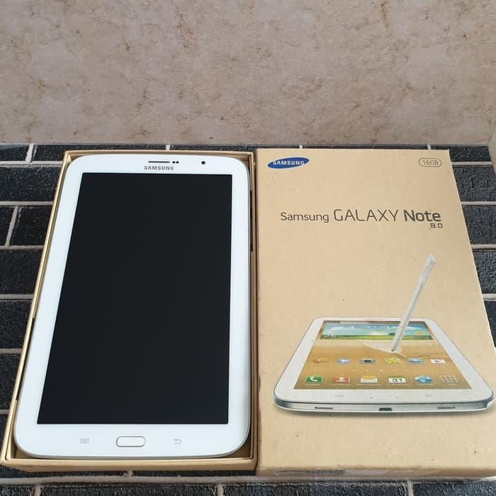 [Tablet Second] SAMSUNG GALAXY NOTE 8.0 N5100 SEIN Tab Bekas