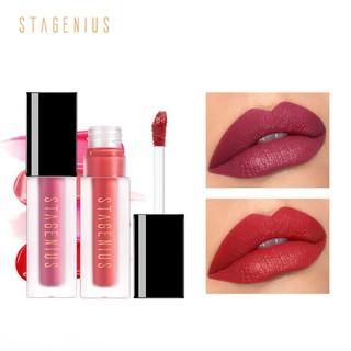 Stagenius Lipstick Matte 9 Jam dengan 12 Pilihan Warna 1