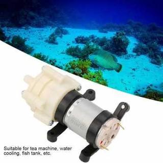 Pompa Air Mini Aquarium Ikan Non Celup 12V OMHZQAWH ...