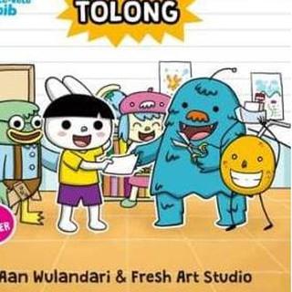 999c81c2e SERI CICAN DAN KATA-KATA AJAIB: TOLONG (BOARDBOOK)-REPUBLISH | Shopee  Indonesia