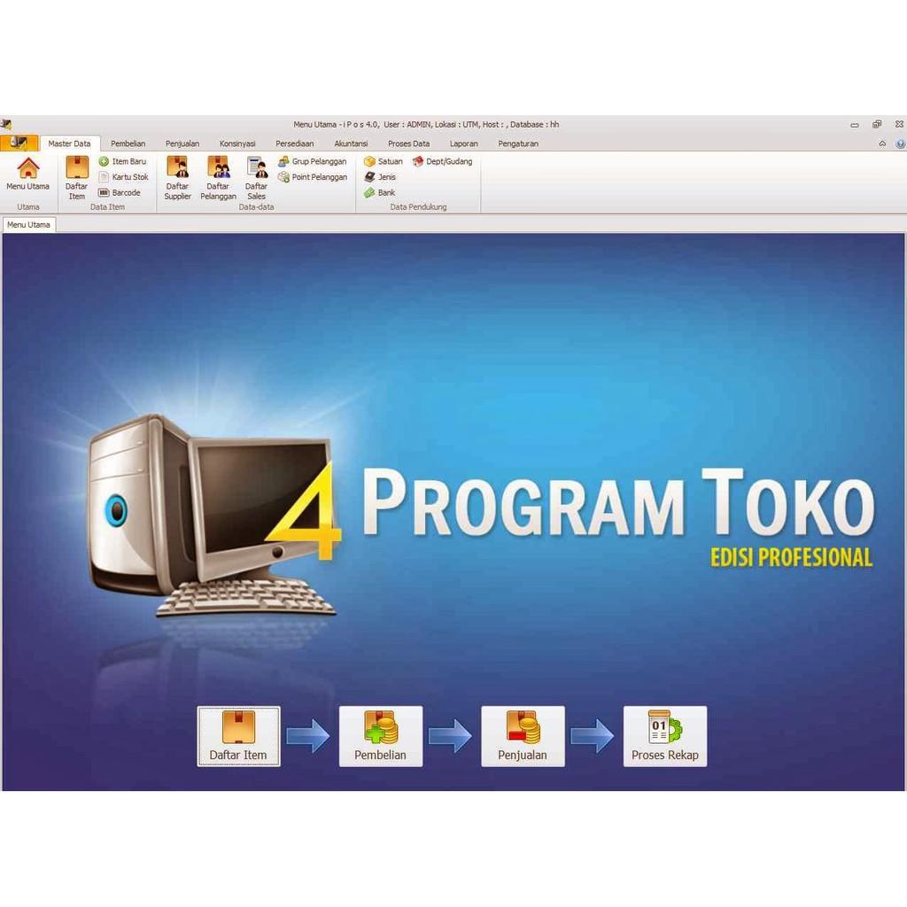 Cara crack program toko 33 and full version download