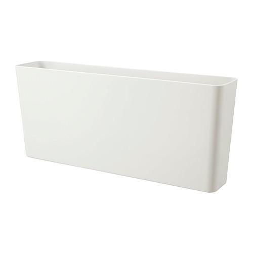 IKEA Murah VARIERA Kotak penyimpanan, putih .