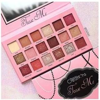 [Miss.Vinka] 100% Original Beauty Creations Tease Me Eyeshadow Palette Import thumbnail