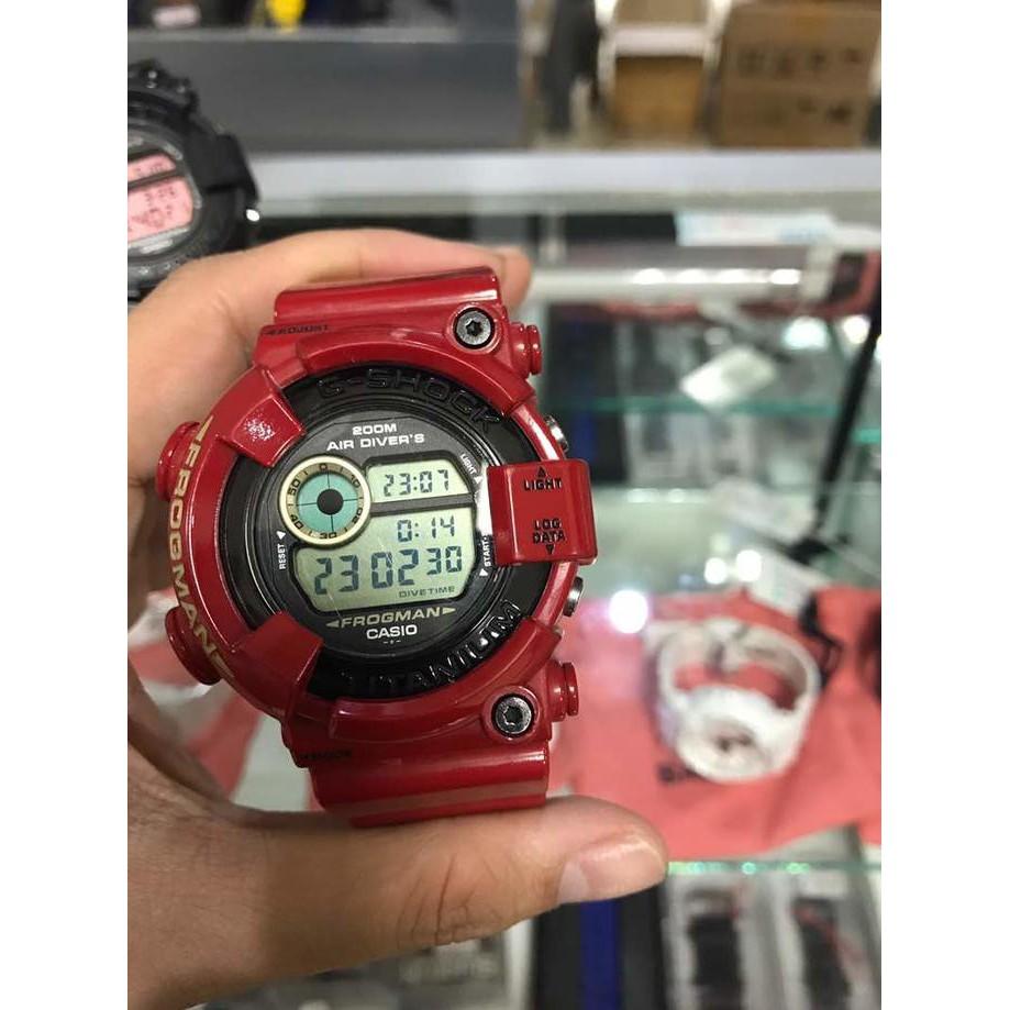 Gf Ferre Gfbu15051 Shopee Indonesia Expedition E6661 Silver Black Red Men Original