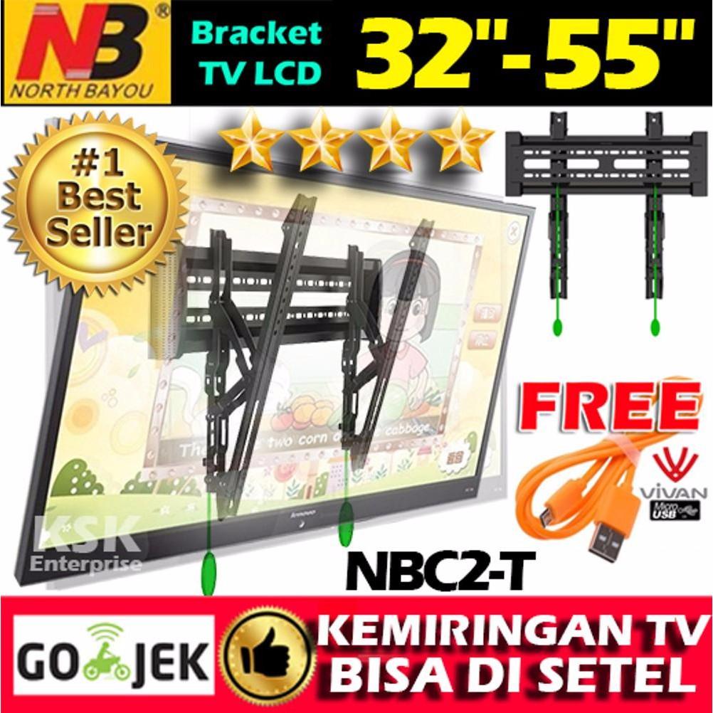 Universal Breketbracket Tv Lcdledplasma Fleksibel 32 47 Inci Braket 15 Inch Lcd Led Maxx Bracket Breket Dinding Bagus Grosir New Product Plasma North