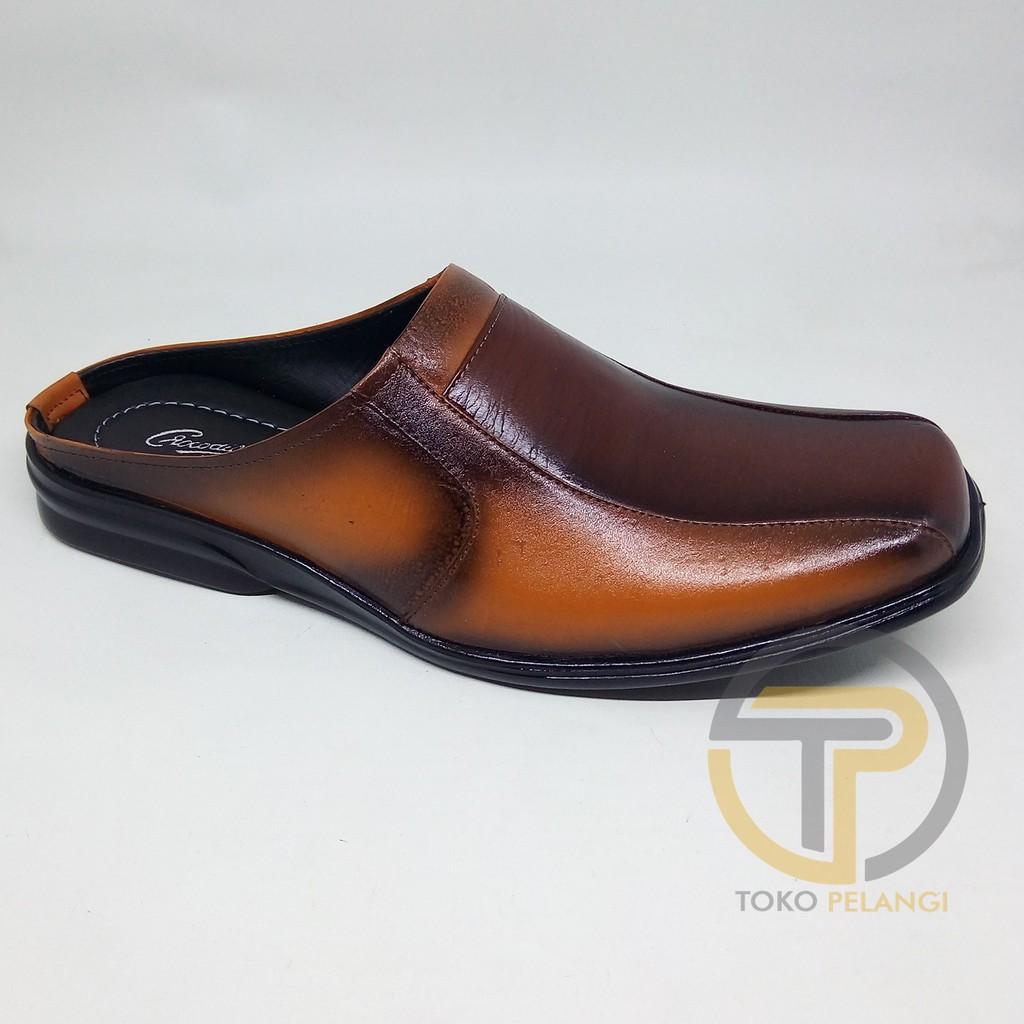 Sepatu Sendal Karet Bustong Tutong Pria Att Ab550 Shopee Indonesia Kerja Dan Kuliah Sankyo Saf 1120