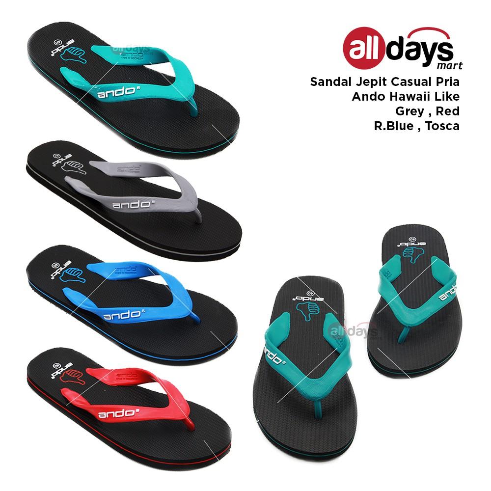 Sendal Jepit Spon Eva Super Pria Wanita Unisex Sandal Jepit Santai Surfing  Cowok Cewek Murah 38-42  b5b9abd62c