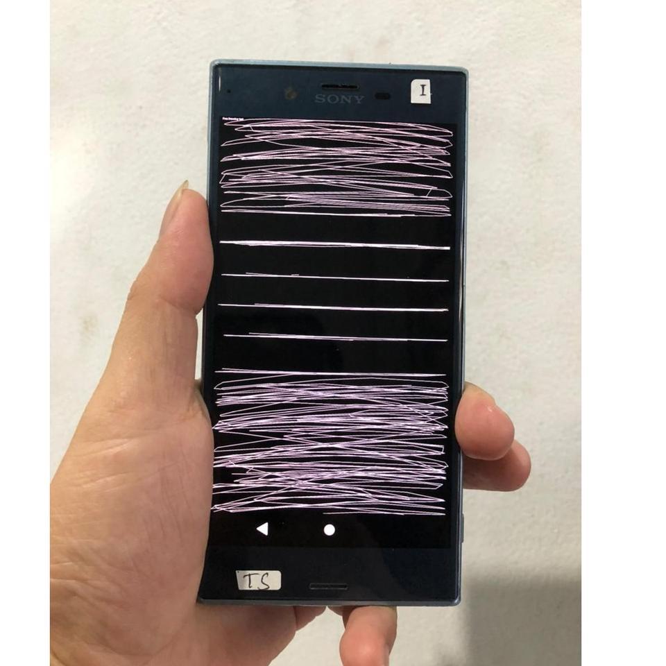 [ART. 675644] Lcd Sony XZ Minus Original Copotan