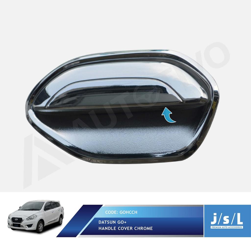 Datsun Go Cover Pegangan Pintu Jsl Krom Handle Chrome Croom All New Avanza Xenia