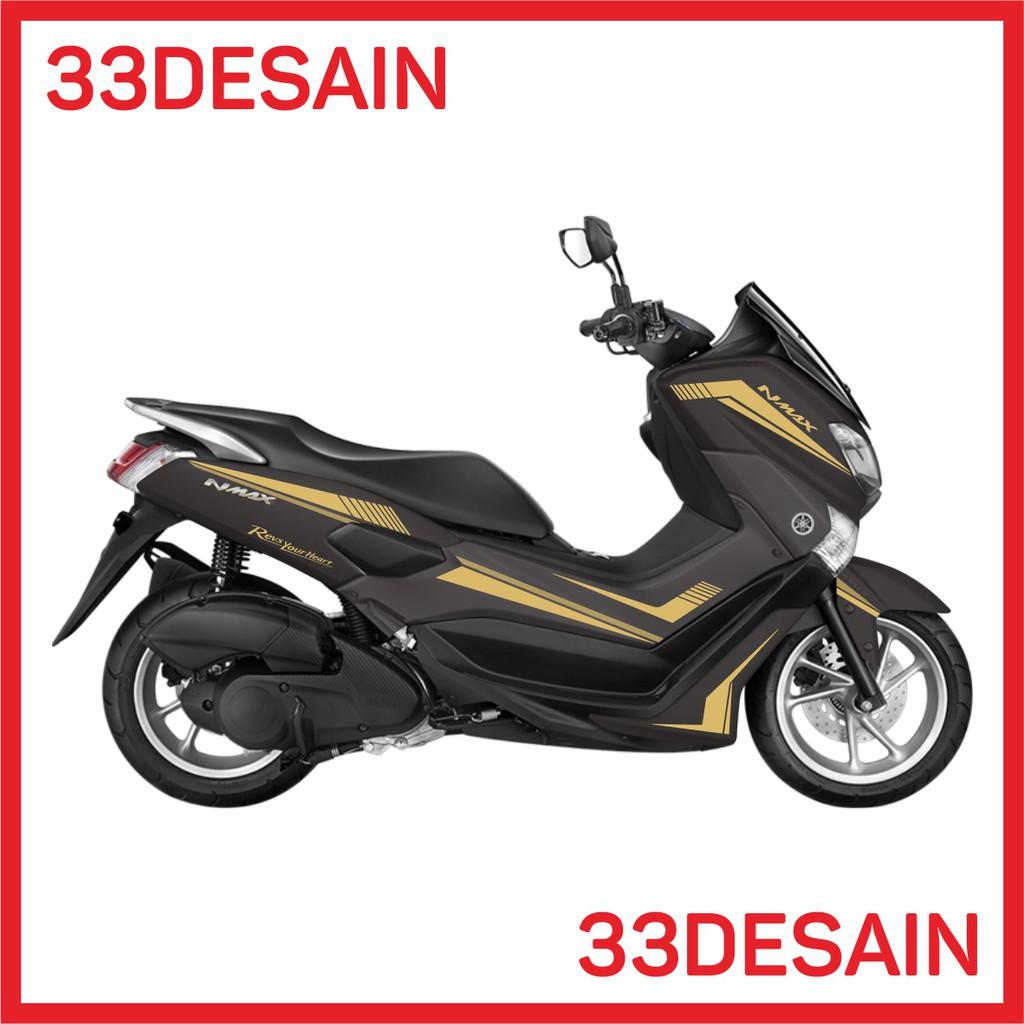 Aksesoris body motor sticker cutting the beatles motor mobil vespa dll shopee indonesia