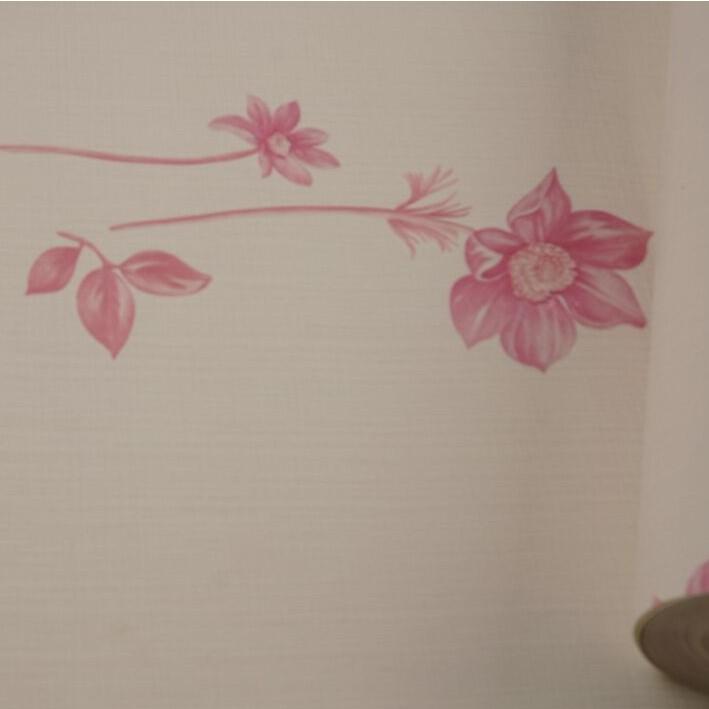 Wallpaper Cantik Bunga Pink