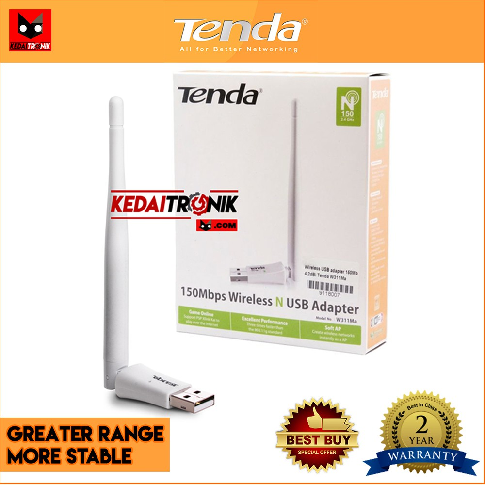 Tenda Wh302a Wireless N300 High Power Access Point Shopee Indonesia Optional Lan Unit Epson Elpap 10