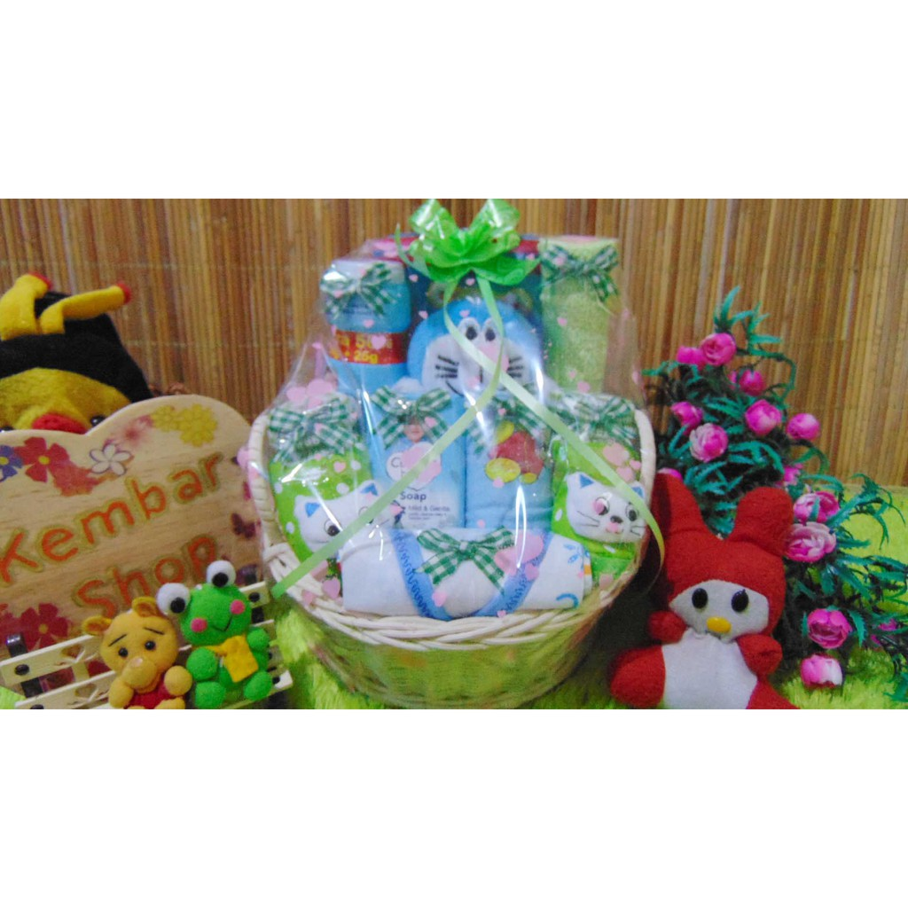 Promo souvenir hampers bantal one month aqiqah ulang tahun newborn Diskon  a0466ccb3c