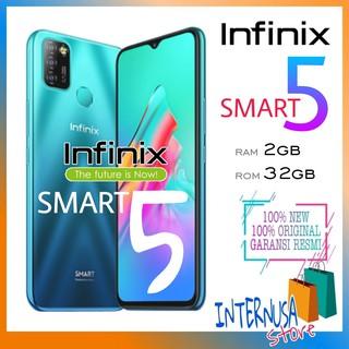 HP INFINIX SMART 5 2/32 - 3/64 - GARANSI RESMI - INFINIX ...